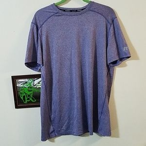 Russell quick dry training fit t-shirt